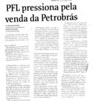 32 capas de jornal que vão te lembrar como foi o Brasil dos anos 90 e o governo FHC e Aecio