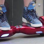 Novo patinete elétrico é a vanguarda da mobilidade pessoal