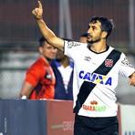 Futebol - O gol  de Portuguesa 0 x 1 Vasco Brasileirão 2014 Serie B -07/10/2014