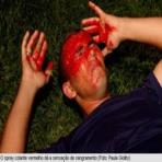 Violência - Empresa lucra com spray colante não letal para defesa pessoal