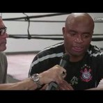 ANDERSON SILVA FALA SOBRE SUA PROXIMA LUTA NO UFC