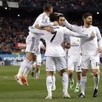 Cristiano Ronaldo o craque esta em evidencia e ainda promete muito mais para 2015
