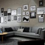 Dicas de como utilizar o sofá preto na decoração confira aqui!