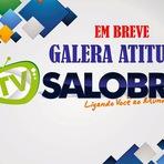 Vem ai o programa Galera atitude TV Salobro
