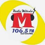Rádio Milênio FM 106,5 ao vivo e online Curvelo MG