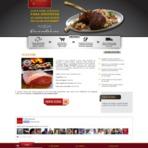 Internet - Criação do site O Club Gourmet