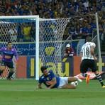 O gol de Cruzeiro 0 x 1 Corinthians – Brasileirão 2014  Série A – 08/10/2014