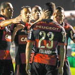 Futebol - Os gols de Figueirense 1 x 2 Flamengo – Brasileirão 2014  Série A – 08/10/2014