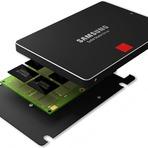 """Novos SSDs Samsung são apresentados como """"a nova era das unidades de armazenamento"""""""