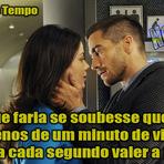 Cinema - Contra o Tempo (Source Code). Frases e trailer musical. Jake Gyllenhaal, Michelle Monaghan, Vera Farmiga.