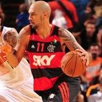 """Basquete - Flamengo vence 1º quarto, mas perde para os Suns em sua """"estreia"""" na NBA"""