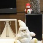 Como fazer decoração de natal em casas ou apartamentos pequenos com pouco custo