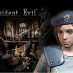 Resident-Evil Lança a nova versão remake HD no modelo do jogo de 2002