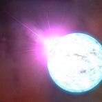 Espaço - Estranha estrela híbrida descoberta após 40 anos de pesquisa