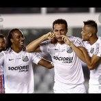 O gol de  Santos 1 x 0 Bahia – Brasileirão 2014  Série A – 09/10/2014