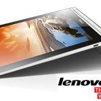 Lenovo lança modelo de Tablet com Projetor Integrado e Notebook mais Fino Modelo Yoga
