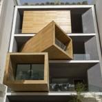 Arquitetura e decoração - Com cômodos giratórios, casa se adapta às estações do ano