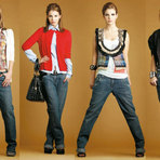 De volta a moda, aprenda a usar as calças Boyfriend.