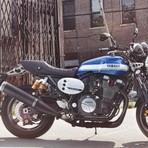Nova Yamaha XJR1300 2015