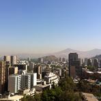 Conheça a cidade de Santiago no Chile!