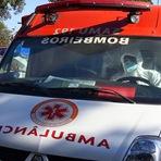 Internacional - Equipe se recusa a limpar ambulância que levou suspeito de ter ebola de Cascavel para o Rio
