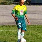 Esportes - Advam Oliveira Jogador Brasileiro nascido em Iguape-SP faz sucesso na Áustria