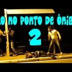 TIRO NO PONTO DE ÔNIBUS...