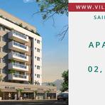 Apartamento 2/3 Quartos Vila Bela Residencias (21) 3117-4955