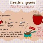 Tag: Na cozinha - Chocolate quente cremoso. VEM APRENDER!!!