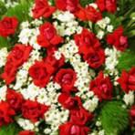 Coroas de flores são tradição e a melhor forma de se homenagear alguém