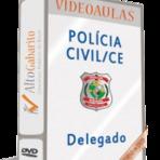 Apostila Concurso PC CE 2014 - Delegado, Escrivão, Inspetor