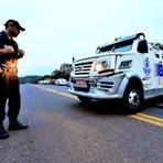 Carro-forte é assaltado na BR-116, em Vacaria