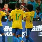 Brasil vence a Argentina no superclássico das Américas
