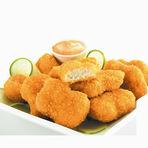 Culinária - Receita Caseira de Nuggets