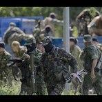 UCRÂNIA - Batalha ao redor do aeroporto de Donetsk