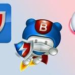 Baidu PC Faster uma combinação perfeita com o navegador Spark