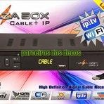 Tecnologia & Ciência - Nazabox Cable Hd IP Tutorial Configuração Instalação Passo A Passo