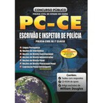 Apostila PC CE - Escrivão e Inspetor 2014 - Polícia Civil do Ceará