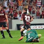 Futebol - Os gols de Atlético-PR 3 x 0 Figueirense – Brasileirão 2014  Série A – 12/10/2014