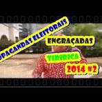 TIRIRICA E AS CAMPANHAS ELEITORAIS MALUCASSSS !!