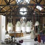 Apartamento loft sofisticado que já foi uma fábrica de conservas