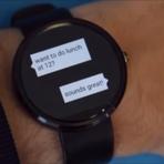Teclado da Microsoft permite desenhar letras em relógios inteligentes