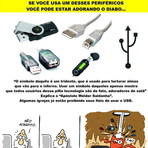 Humor - USB do Diabo