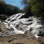Turismo - Cachoeira do Sossego em Bueno Brandão