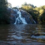 Turismo - Cachoeira Santa Rita Bueno Brandão