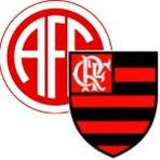 Flamengo X América-RN decidem vaga nesta quarta-feira