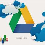 Internet - Google Drive - Computação em Nuvem (Cloud Computing Service)