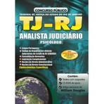 apostila TJ RJ | psicologo - analista judiciário 2014 - Completa e Atualizada