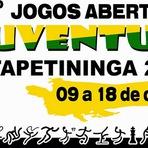 Jogos - Registro-SP participa dos Jogos Abertos da Juventude em Itapetininga