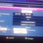 Configurar CS no AzAmérica LexuzBox F90HD 13/10/2014